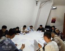 梅溪湖投资(长沙)有限公司第四党支部十月支