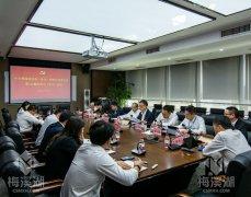 梅溪湖公司召开第6次党委集中(扩大) 学习会议