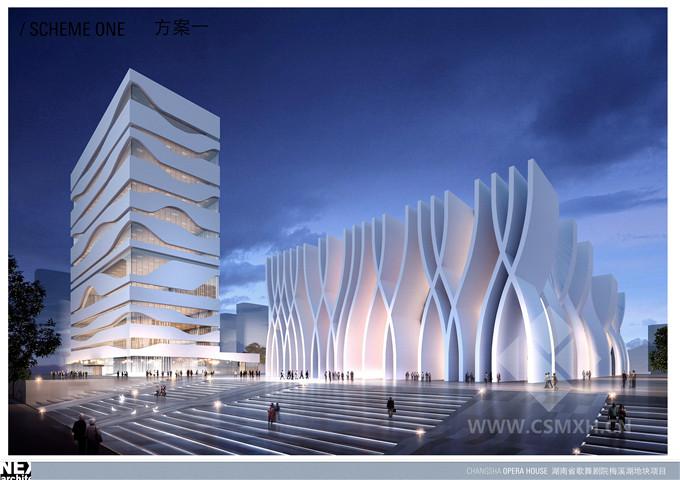 建筑设计院的代表听取了荷兰next公司总经理蒋晓飞及
